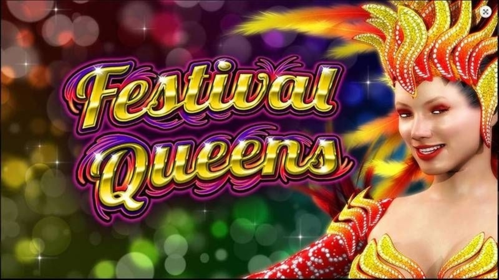 The Festival Queen Online Slot Demo Game by 2 By 2 Gaming
