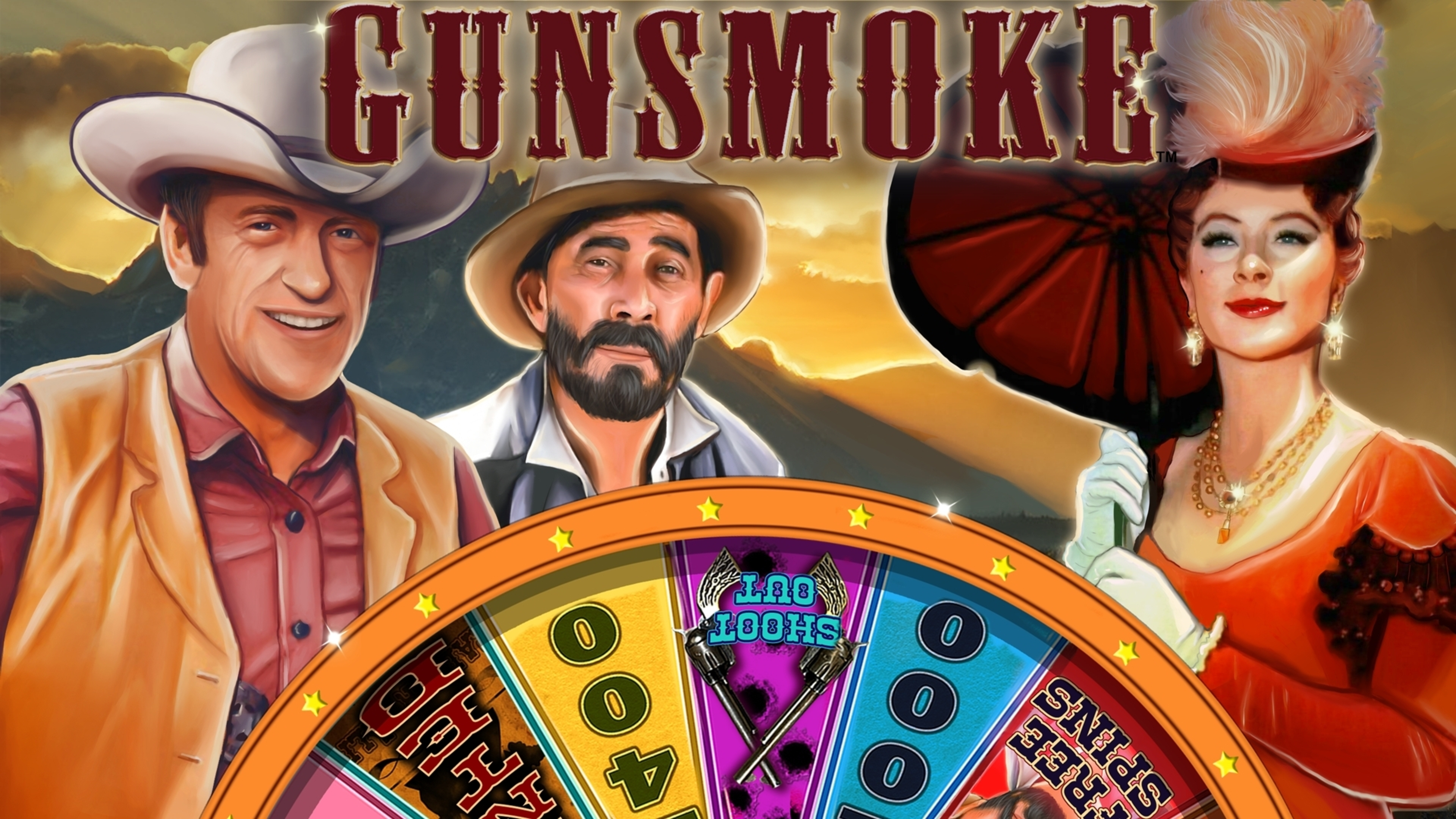 The Gunsmoke Online Slot Demo Game by 2 By 2 Gaming