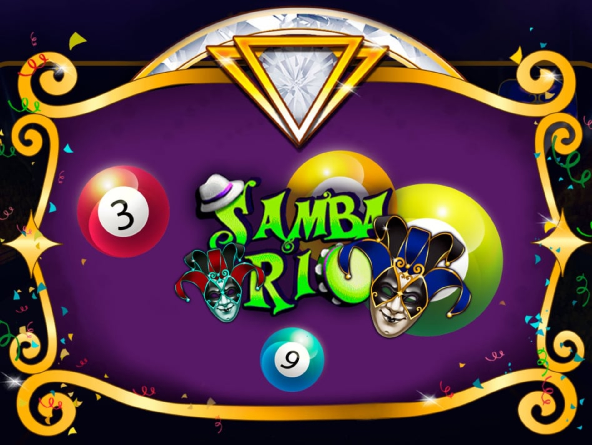 The Bingo Samba Rio Online Slot Demo Game by Caleta Gaming