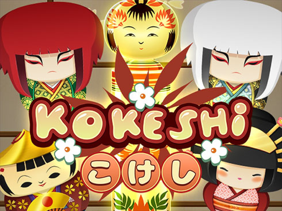 The Kokeshi Online Slot Demo Game by Gamatron
