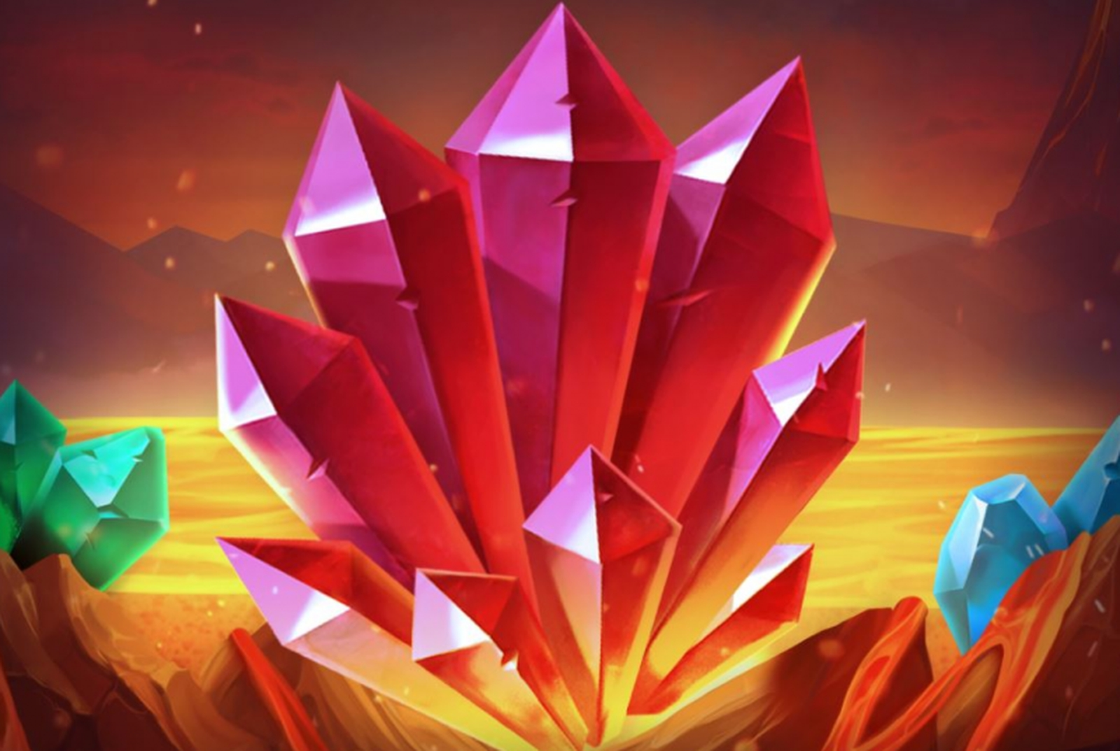 The Max Diamond Online Slot Demo Game by Magma