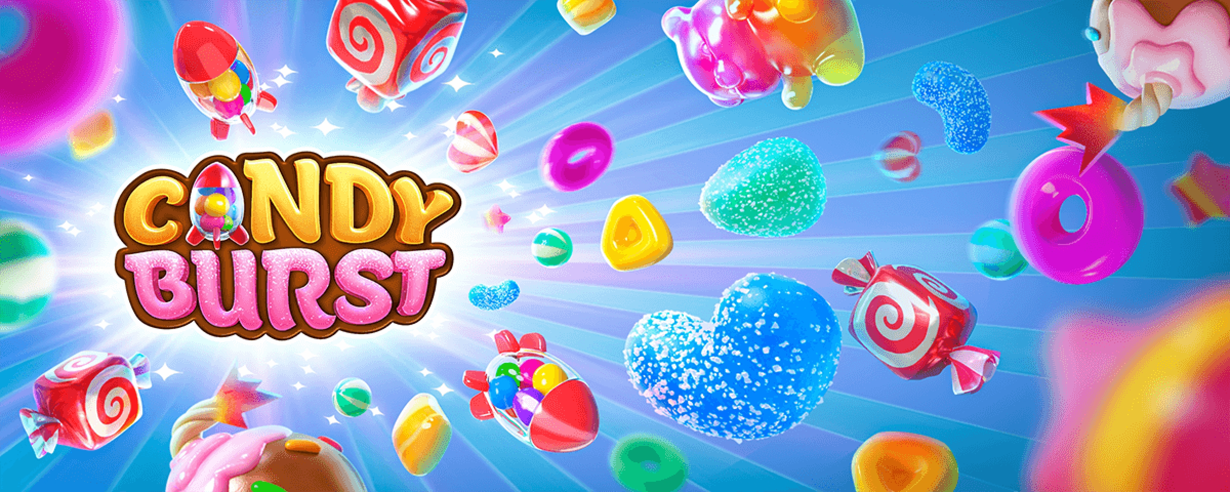 The Candy Burst (NetGaming) Online Slot Demo Game by NetGaming
