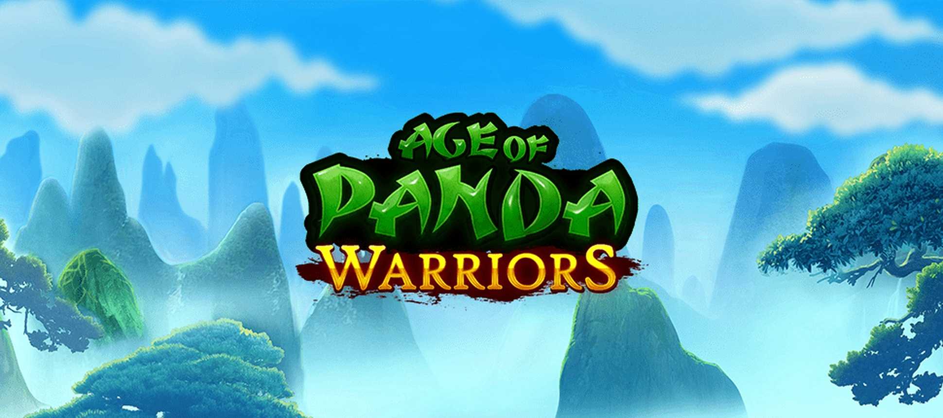 Reels in Age of Panda Warriors Slot Game by ReelFeel Gaming