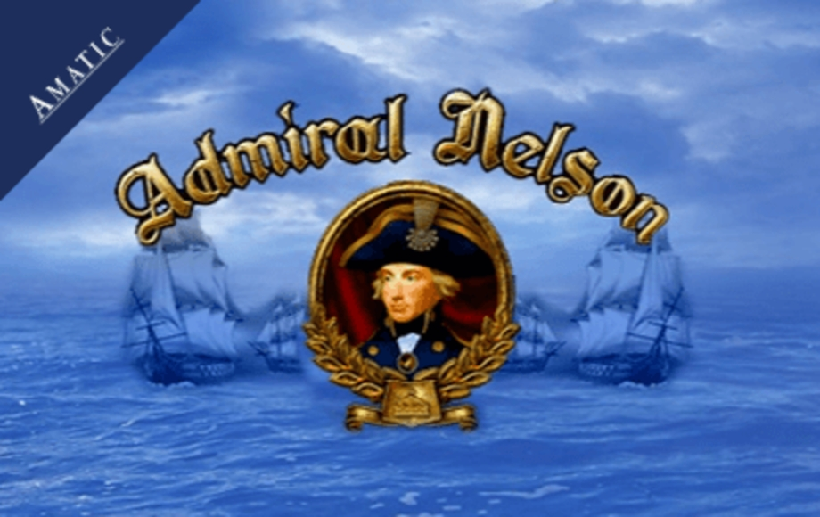 The Admiral Nelson Online Slot Demo Game by Amatic Industries