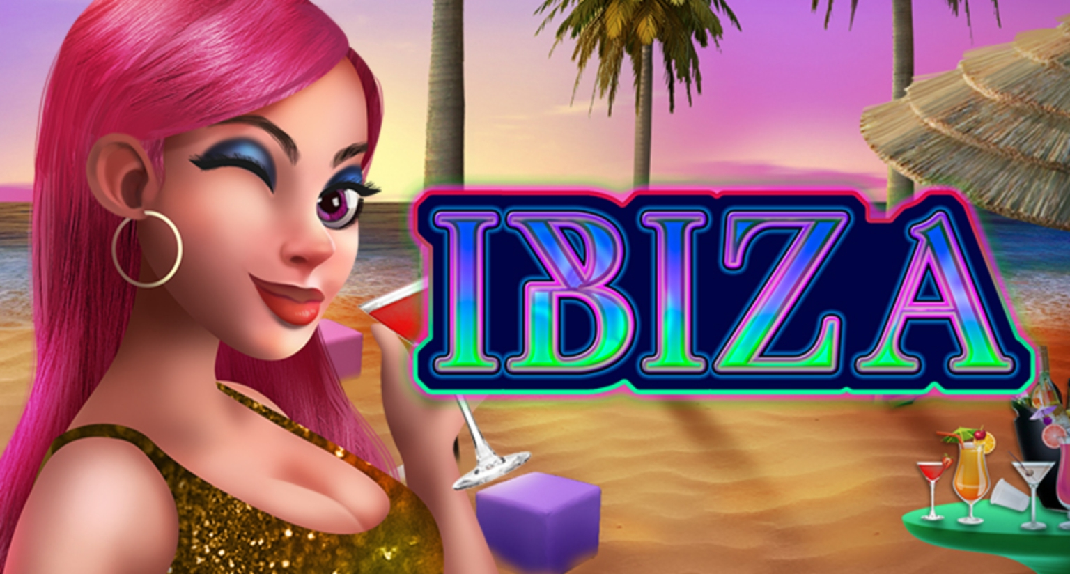 The Ibiza Online Slot Demo Game by Arrows Edge