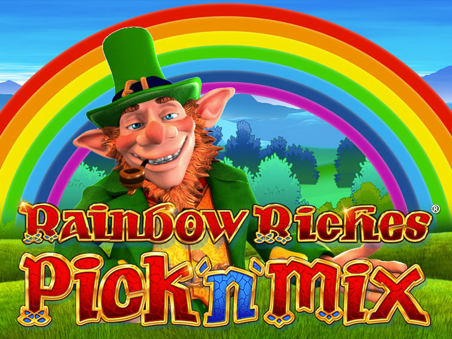 The Rainbow Riches Pick'n'Mix Online Slot Demo Game by Barcrest Games