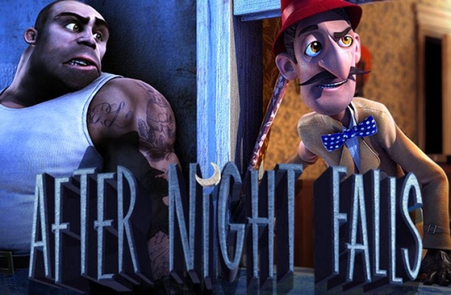 The After Night Falls Online Slot Demo Game by Betsoft