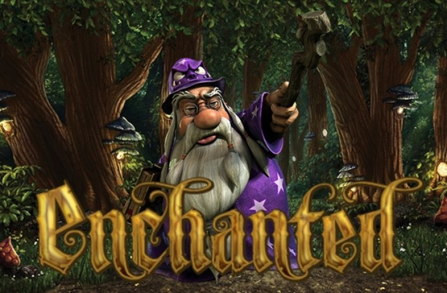 The Enchanted (Betsoft) Online Slot Demo Game by Betsoft