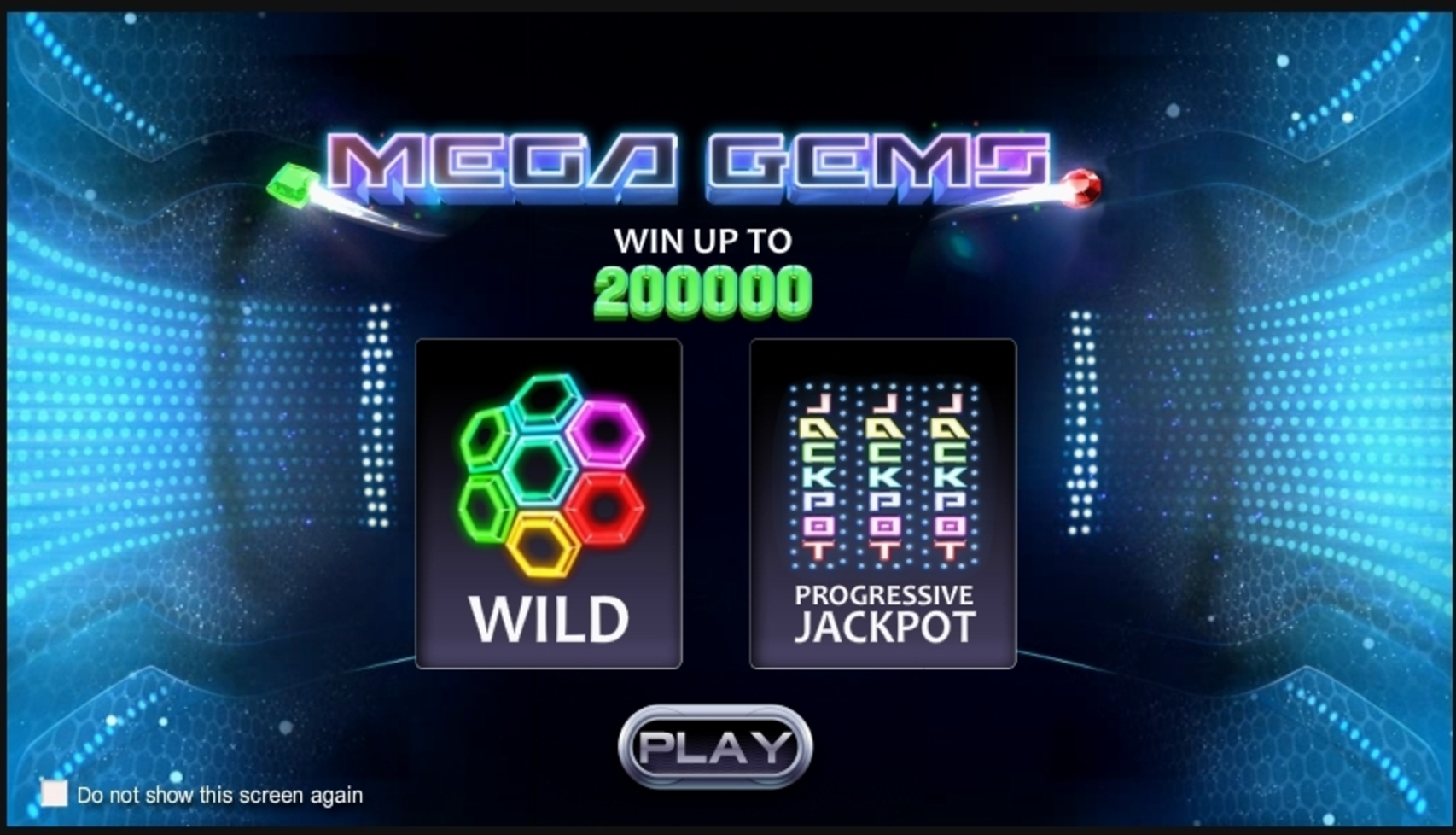 Play Mega Gems Free Casino Slot Game by Betsoft
