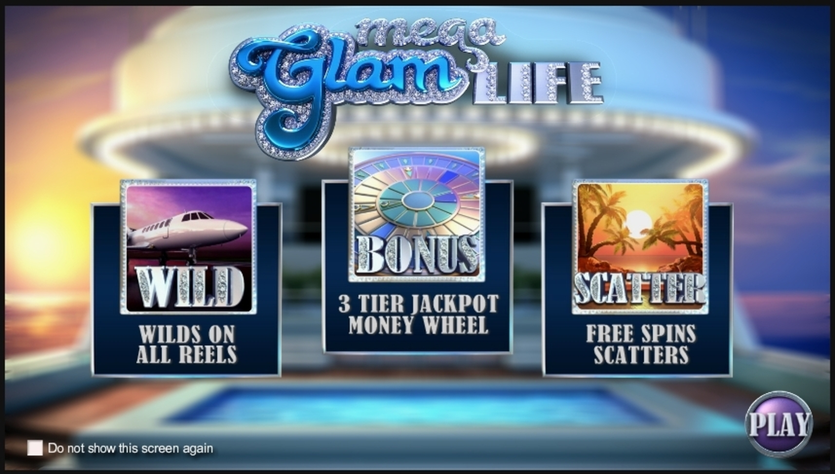 Play Mega Glam Life Free Casino Slot Game by Betsoft