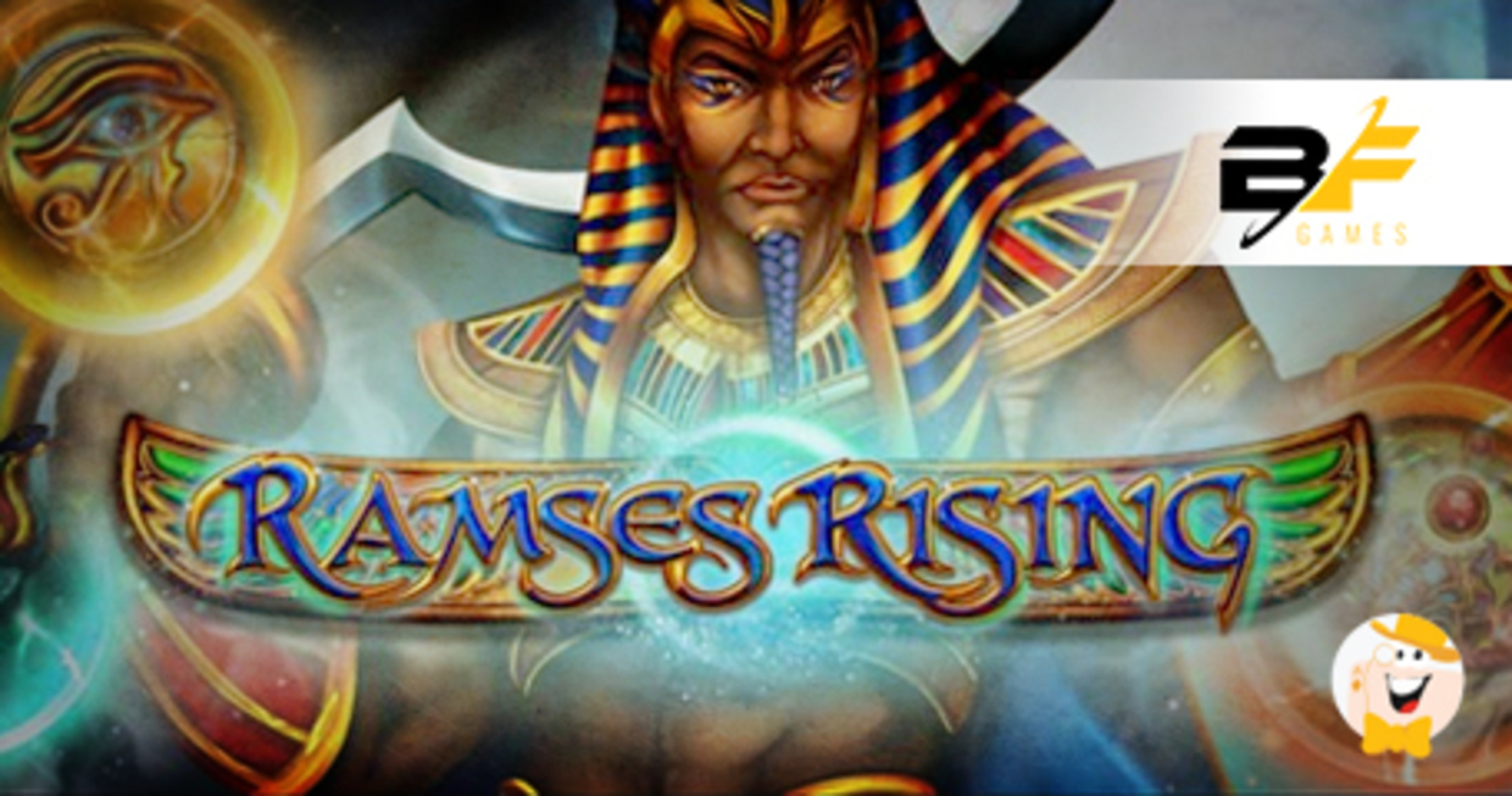 The Ramses Rising Online Slot Demo Game by BF Games