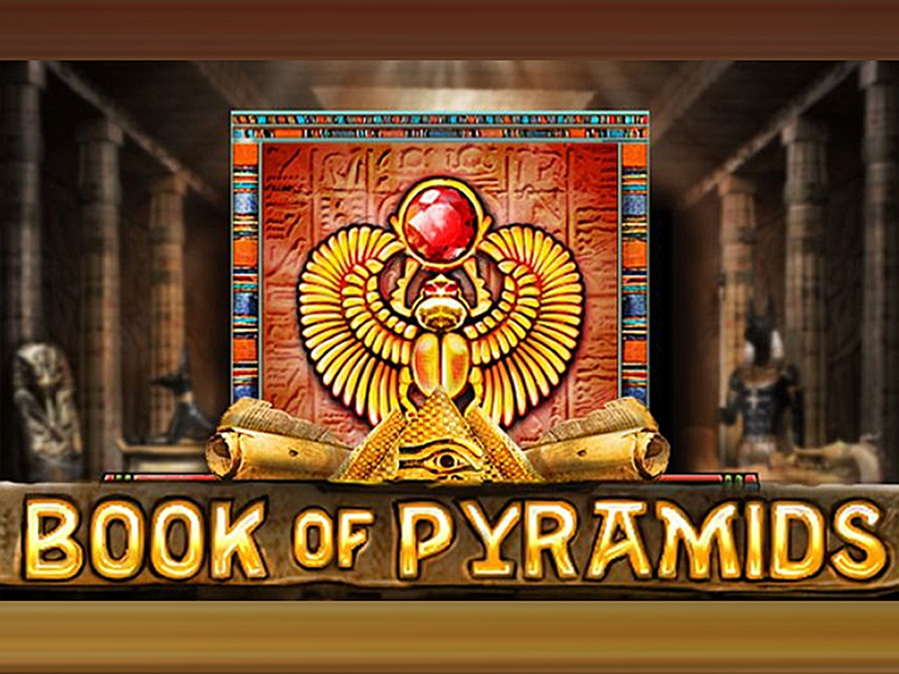 The Book of Pyramids Online Slot Demo Game by BGAMING
