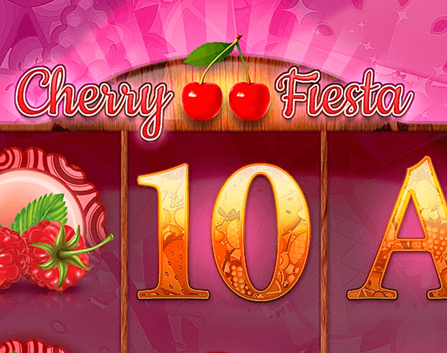 The Cherry Fiesta Online Slot Demo Game by BGAMING