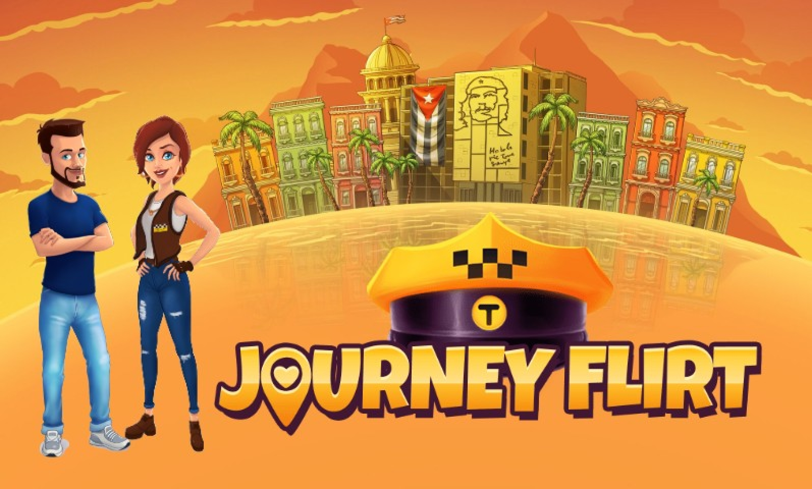 The Journey Flirt Online Slot Demo Game by BGAMING