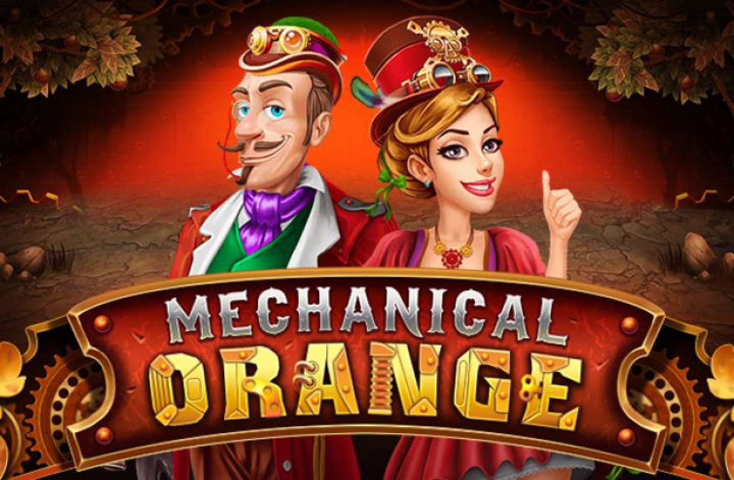 The Mechanical Orange Online Slot Demo Game by BGAMING