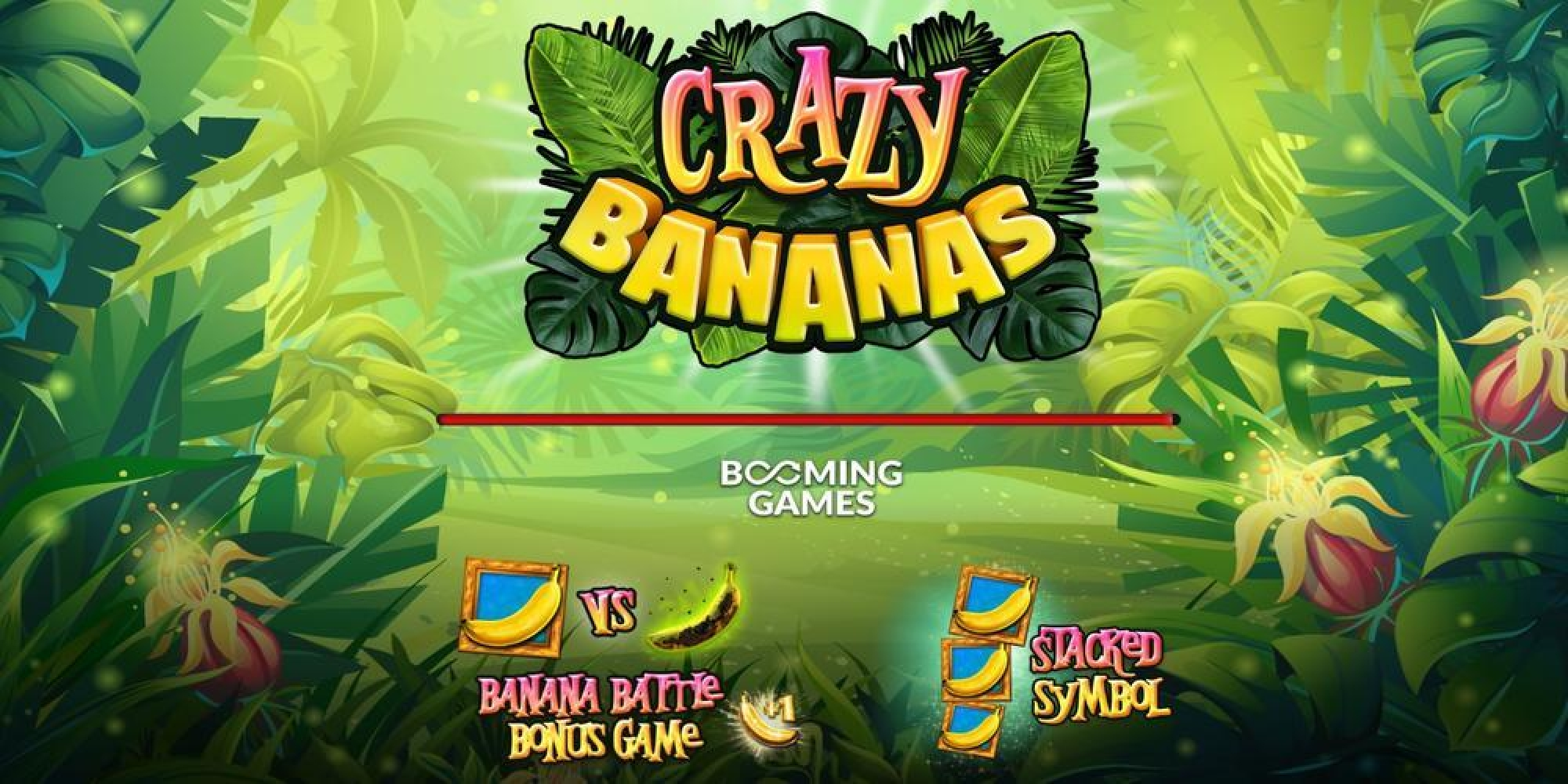 The Crazy Bananas Online Slot Demo Game by Booming Games