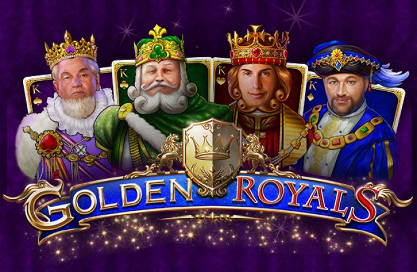 The Golden Royals Online Slot Demo Game by Booming Games