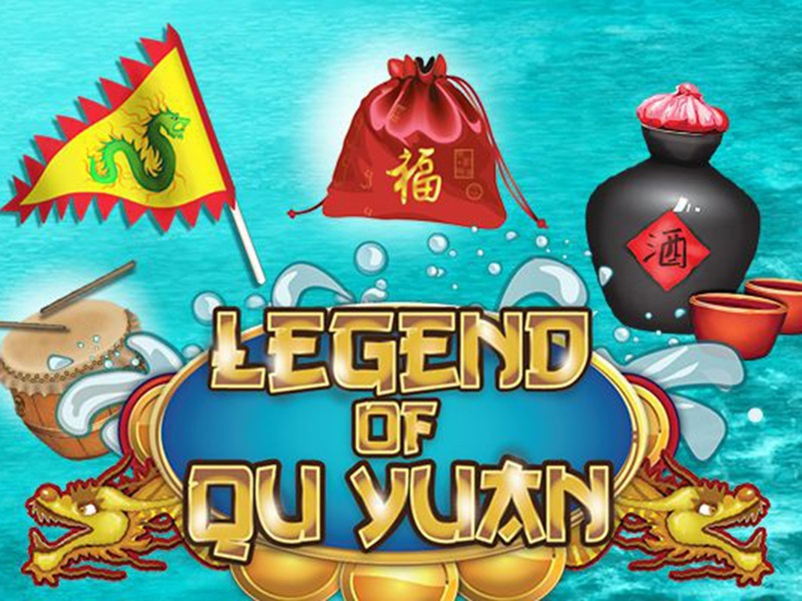 The Legend of Qu Yuan Online Slot Demo Game by Booming Games