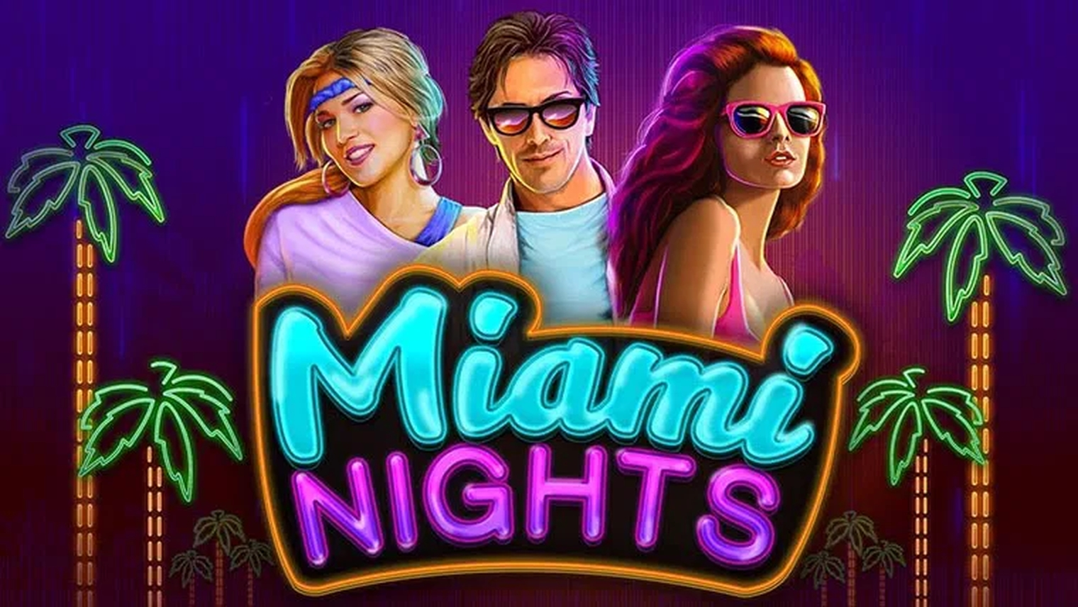 The Miami Nights Online Slot Demo Game by Booming Games
