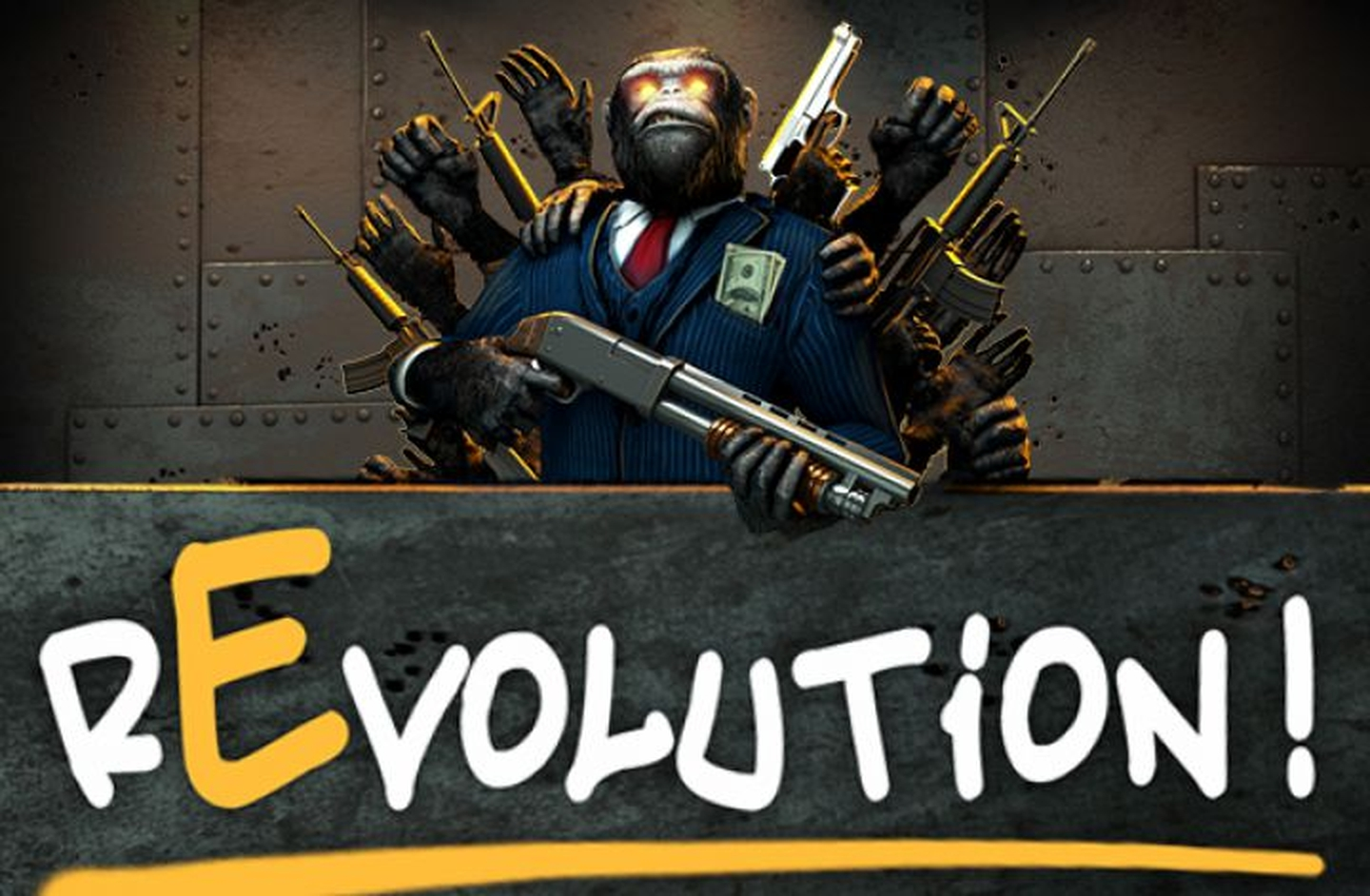 The Revolution (Booming Games) Online Slot Demo Game by Booming Games