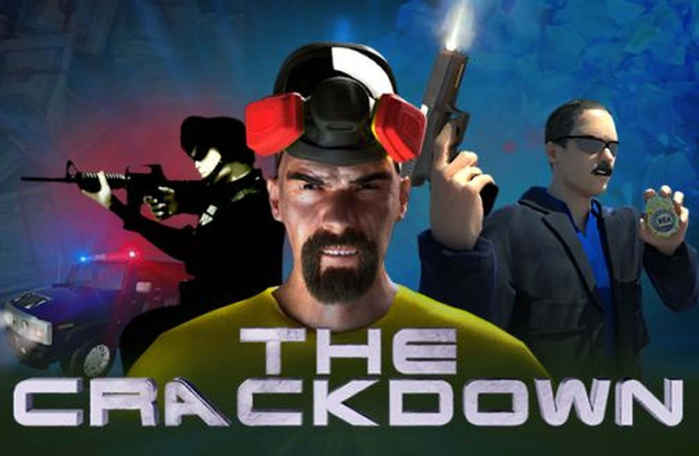 The The Crackdown Online Slot Demo Game by Booming Games