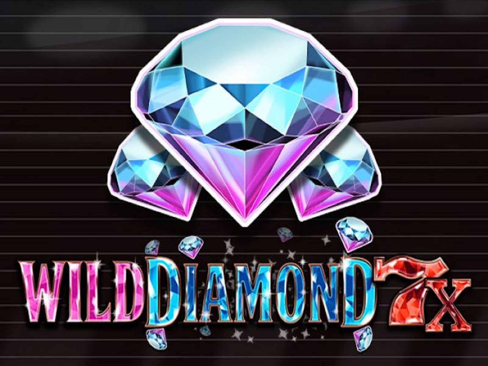 The Wild Diamond 7x Online Slot Demo Game by Booming Games