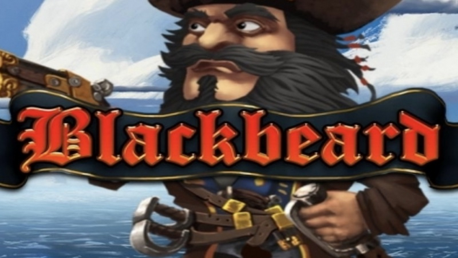 The Blackbeard (Bulletproof Games) Online Slot Demo Game by Bulletproof Games
