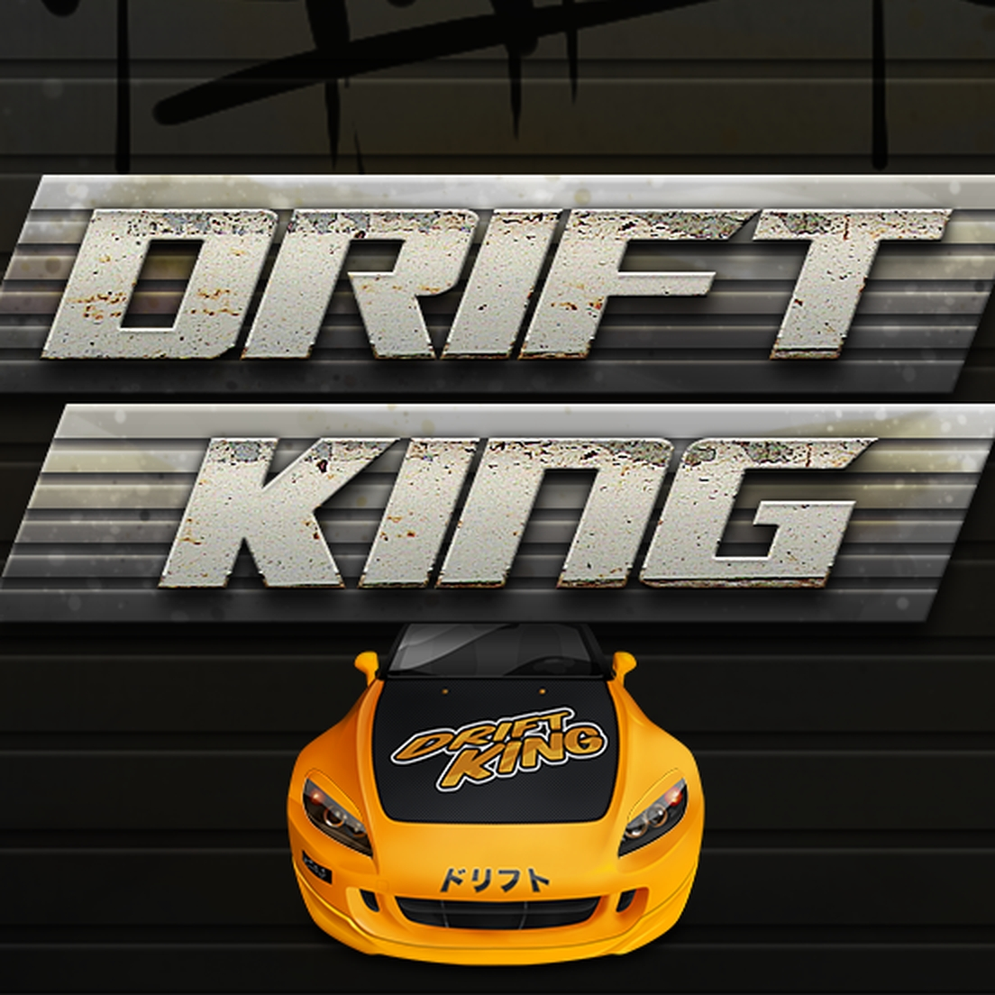 The Drift King Online Slot Demo Game by Capecod Gaming