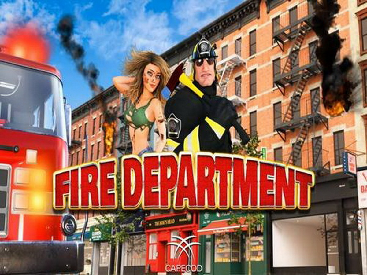 The Fire Department Online Slot Demo Game by Capecod Gaming