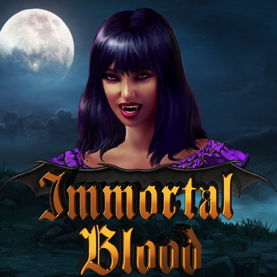 The Immortal Blood Online Slot Demo Game by Capecod Gaming
