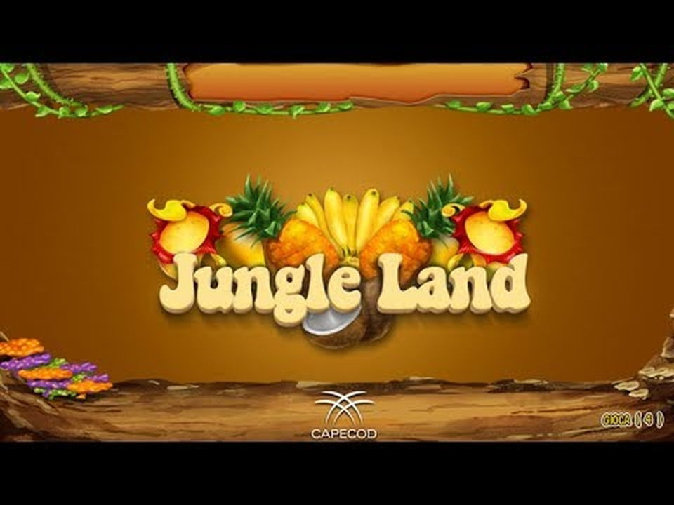 The Jungle Land Online Slot Demo Game by Capecod Gaming