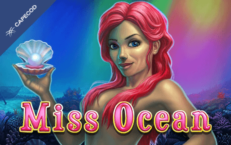The Miss Ocean Online Slot Demo Game by Capecod Gaming
