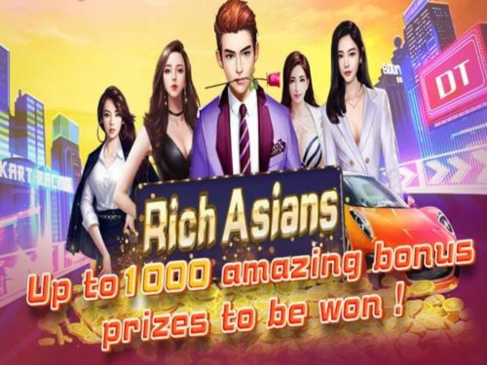 The Rich Asians Online Slot Demo Game by Dream Tech