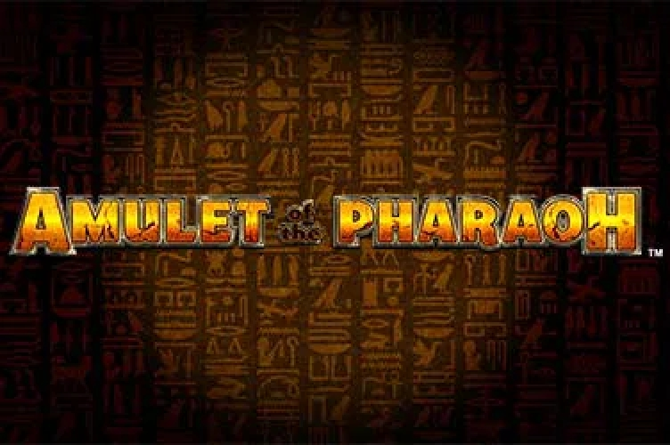 The Amulet of the Pharaoh Online Slot Demo Game by edict