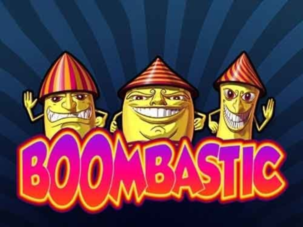 The Boombastic Online Slot Demo Game by edict