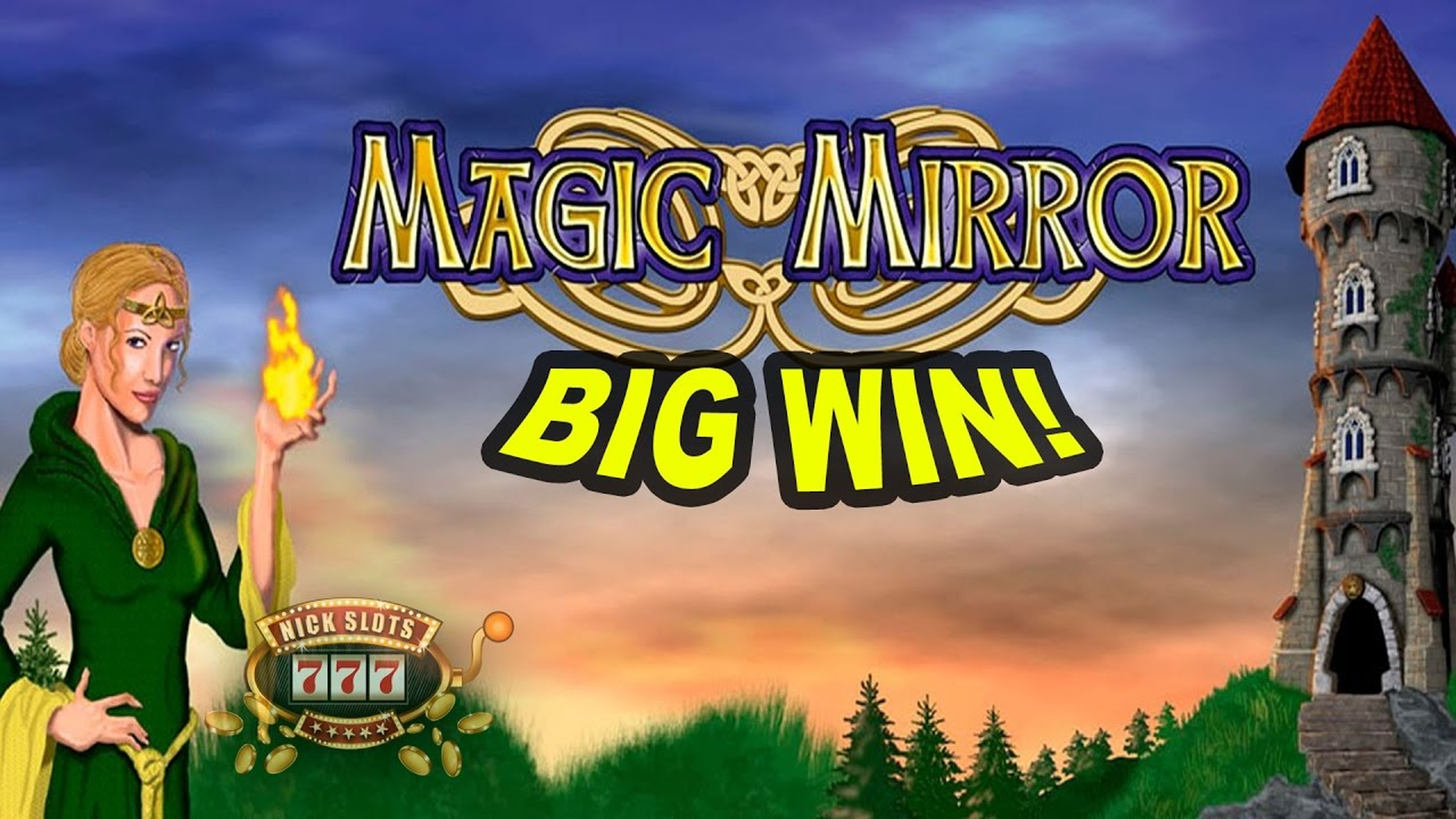 The Magic Mirror Online Slot Demo Game by edict