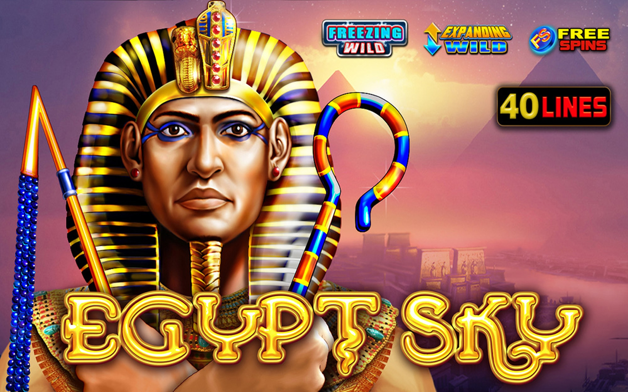 The Egypt Sky Online Slot Demo Game by EGT