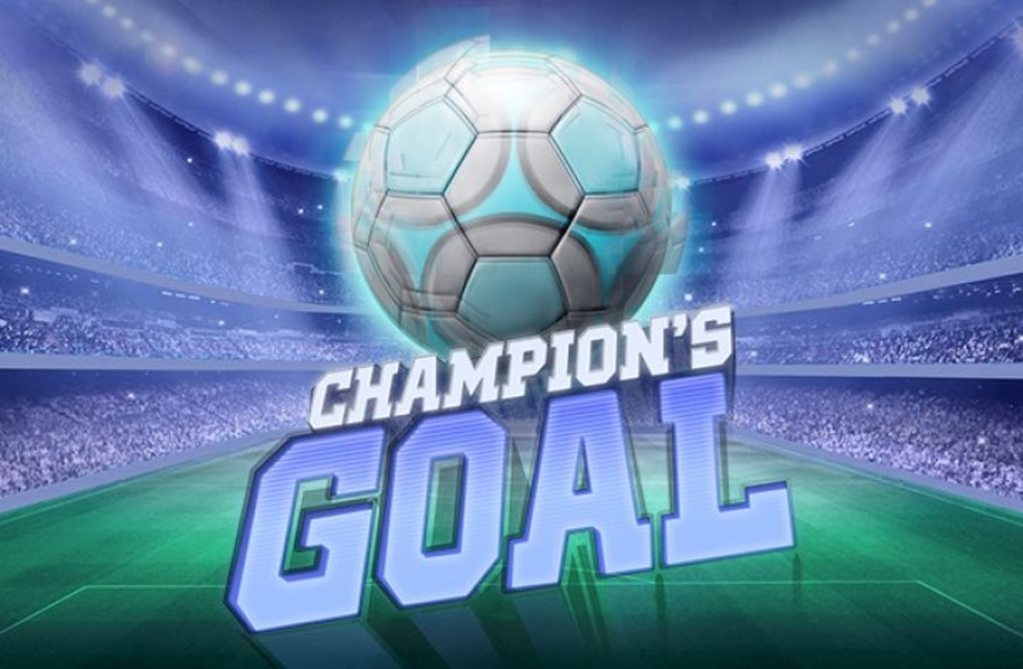The Champion's Goal Online Slot Demo Game by ELK Studios