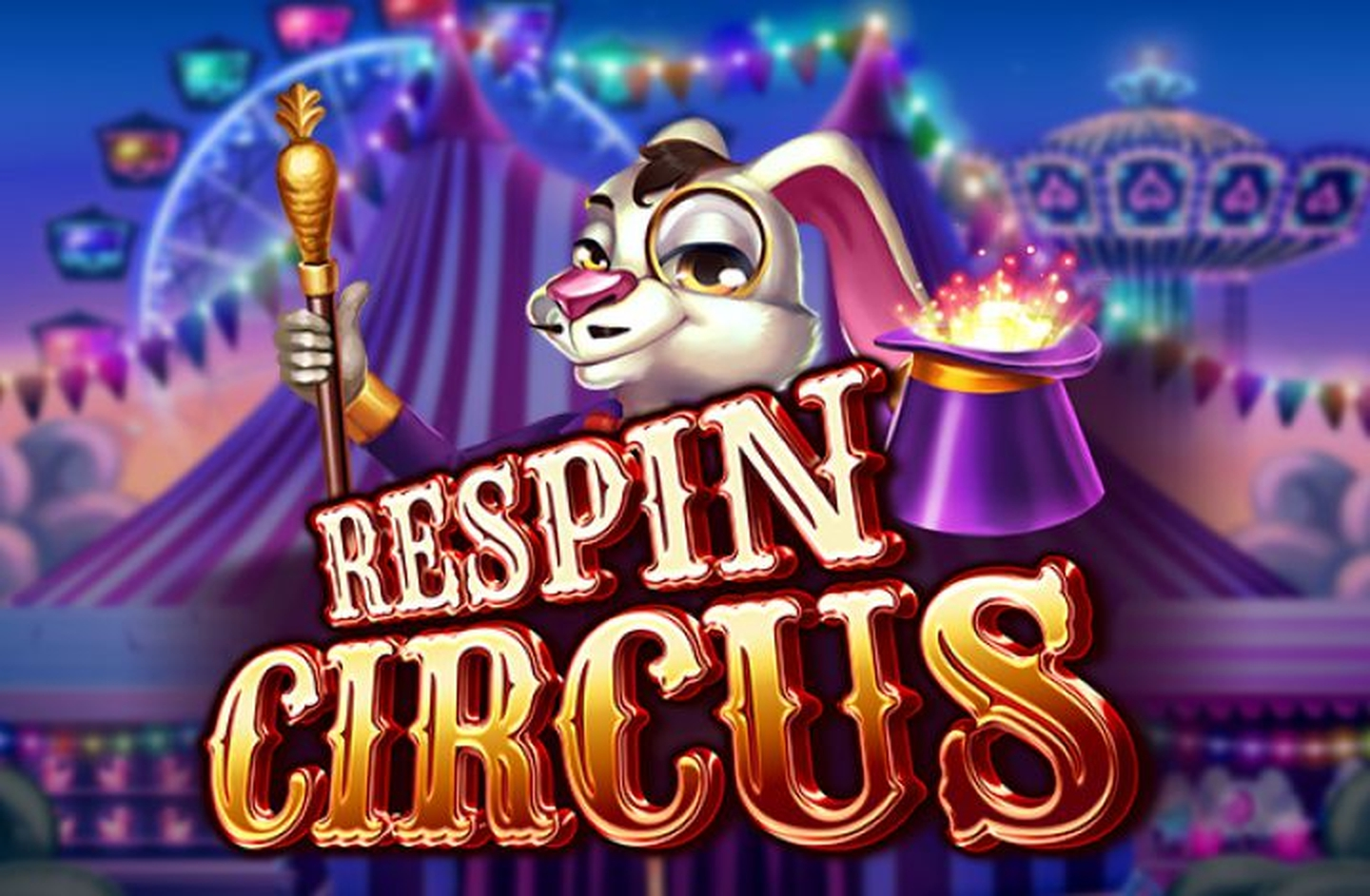 The Respin Circus Online Slot Demo Game by ELK Studios