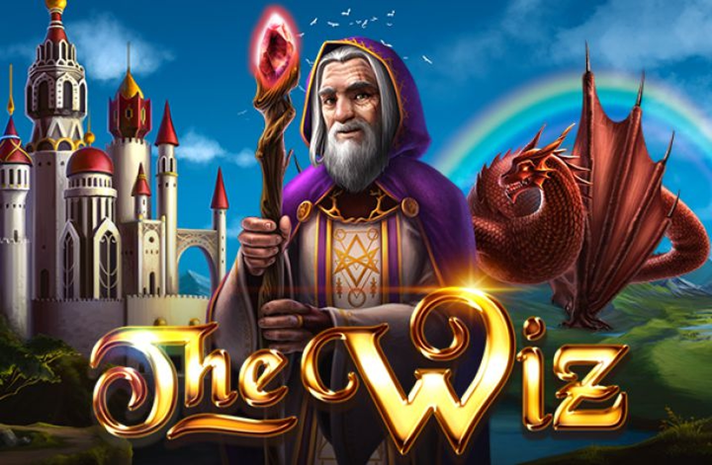 The The Wiz Online Slot Demo Game by ELK Studios