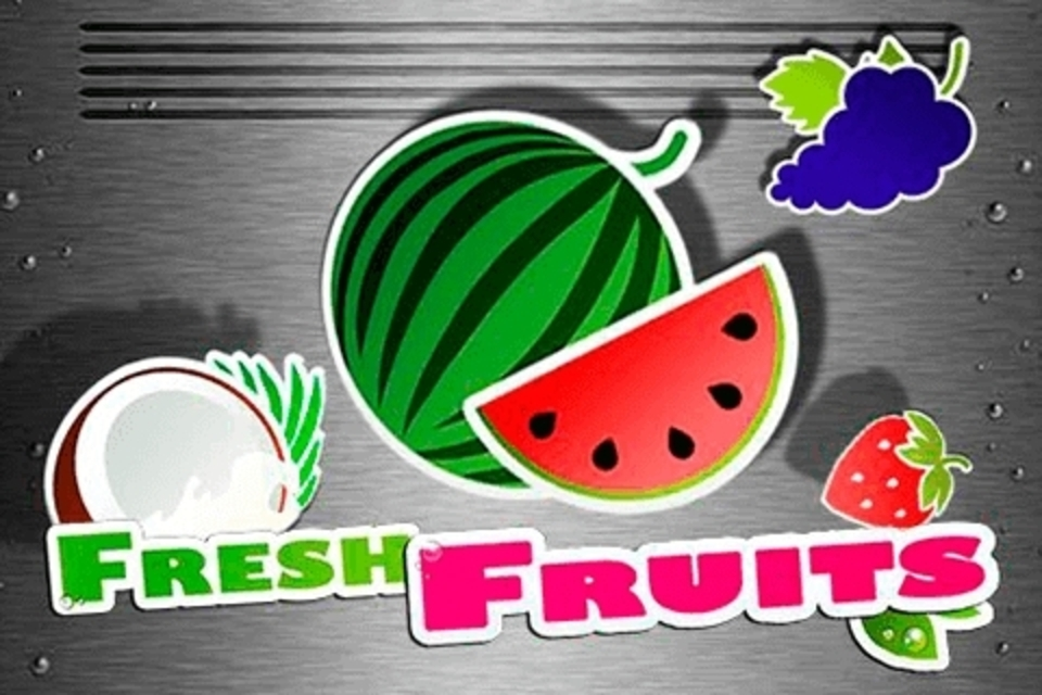 The Fresh Fruits (Endorphina) Online Slot Demo Game by Endorphina