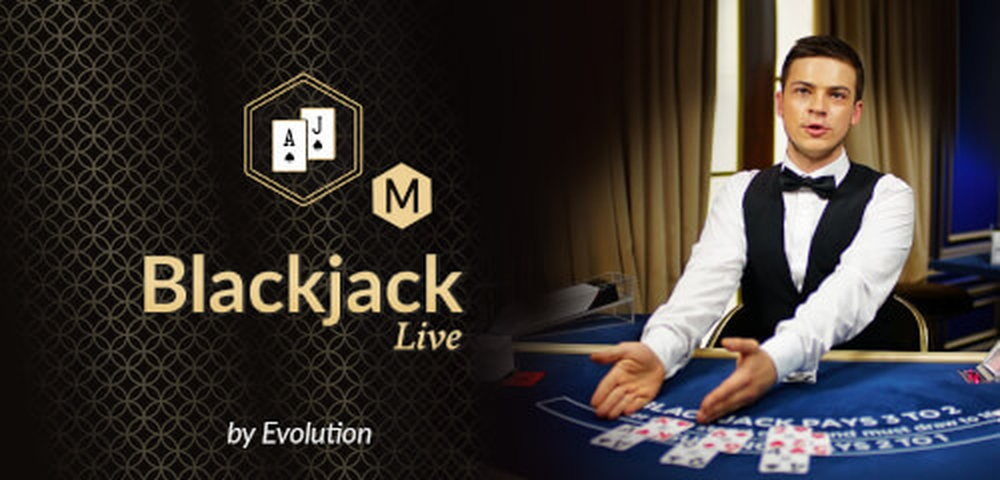 The Blackjack M (Evolution Gaming) Online Slot Demo Game by Evolution Gaming