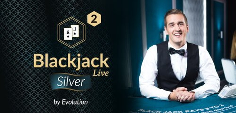 The Blackjack Silver 2 (Evolution Gaming) Online Slot Demo Game by Evolution Gaming