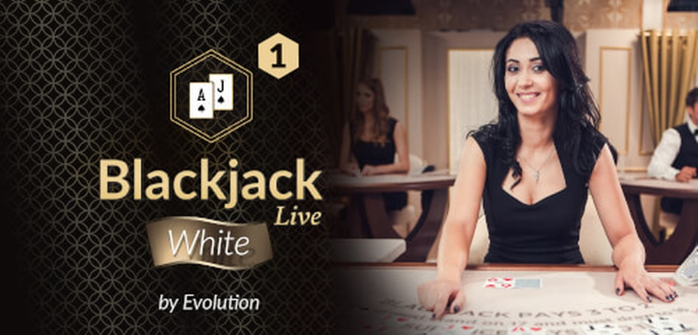 The Blackjack White 1 (Evolution Gaming) Online Slot Demo Game by Evolution Gaming