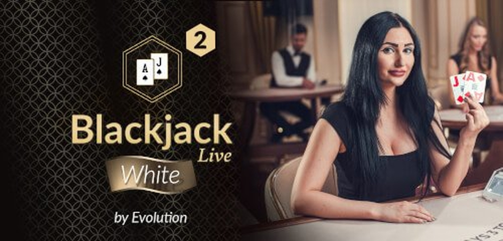 The Blackjack White 2 (Evolution Gaming) Online Slot Demo Game by Evolution Gaming