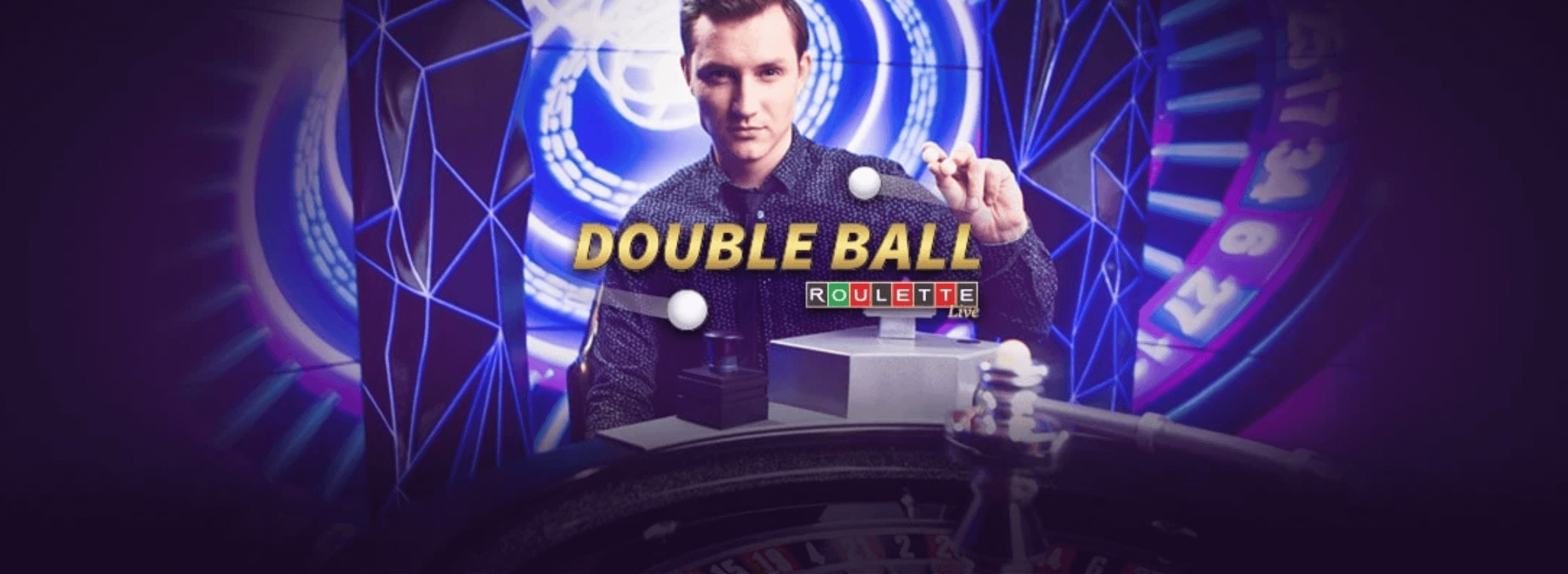 The Double Ball Roulette (Evolution Gaming) Online Slot Demo Game by Evolution Gaming