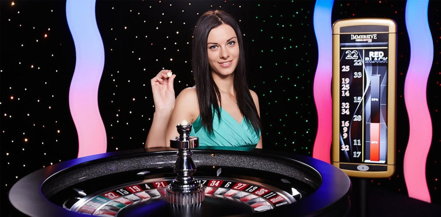 The Roulette Live From Grand Casino (Evolution Gaming) Online Slot Demo Game by Evolution Gaming