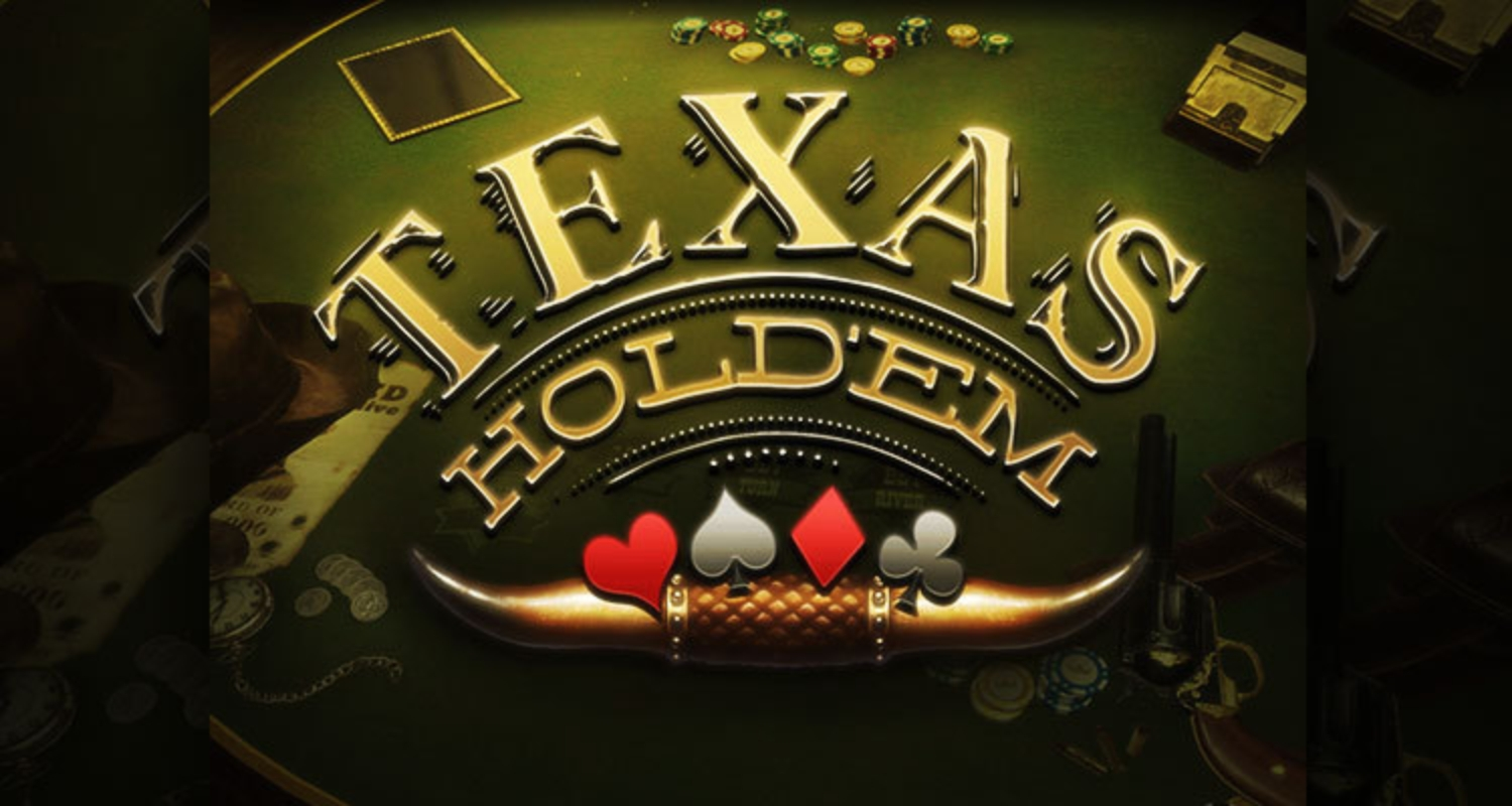 The Texas Holdem Poker 3D Online Slot Demo Game by Evoplay Entertainment
