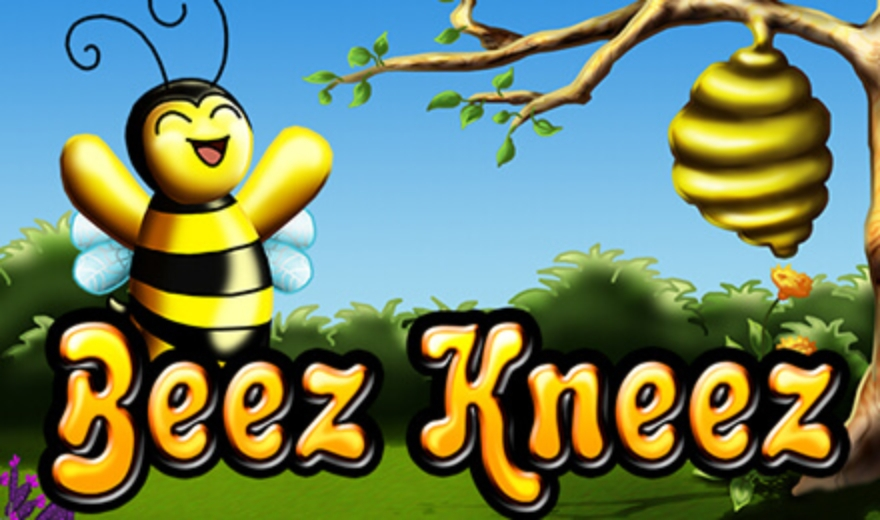 The Beez Kneez Online Slot Demo Game by EYECON