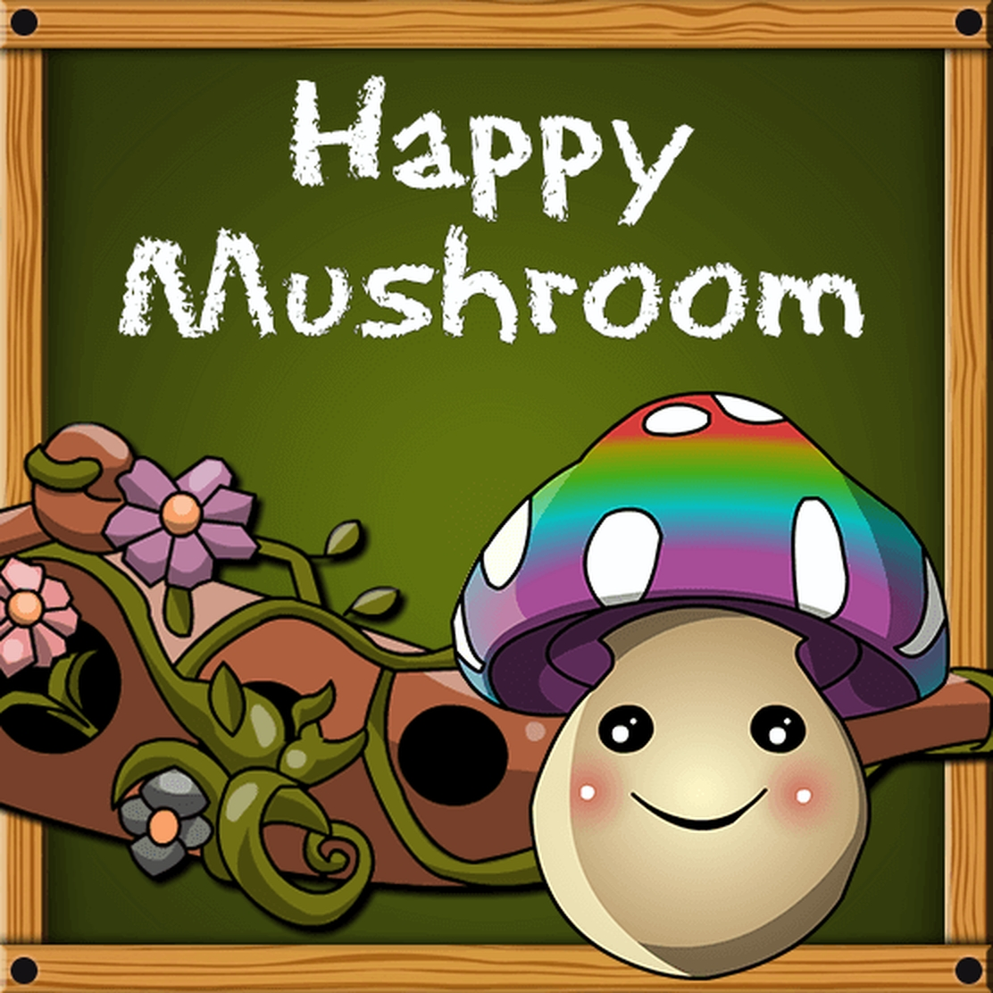 The Happy Mushroom Online Slot Demo Game by EYECON
